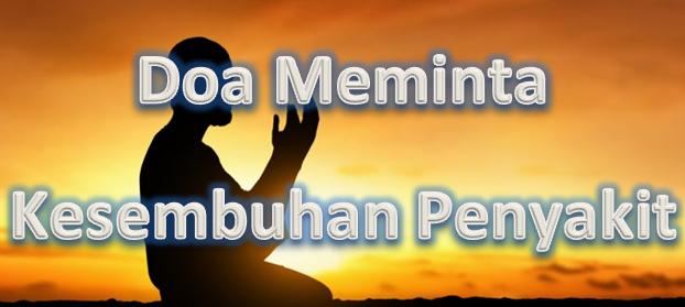 Doa Meminta Kesembuhan Penyakit