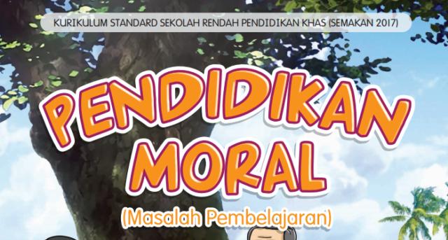 Buku Teks Digital Pendidikan Moral (Masalah Pembelajaran) Tahun 4 KSSRPK