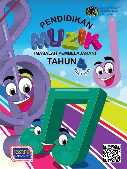 Buku Teks Digital Pendidikan Muzik (Masalah Pembelajaran) Tahun 4 KSSRPK