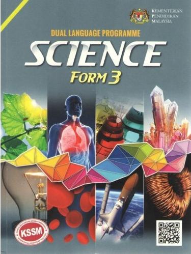 Buku Teks Digital Science Form 3 DLP
