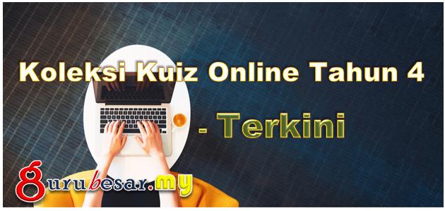 Koleksi Kuiz Online Tahun 4