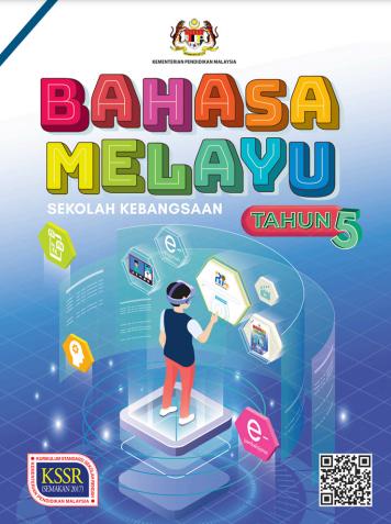 Buku Teks Bahasa Melayu Tahun 5 SK KSSR (Semakan 2017)