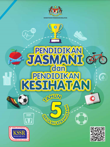 Buku Teks PJPK Tahun 5 SK KSSR (Semakan 2017)
