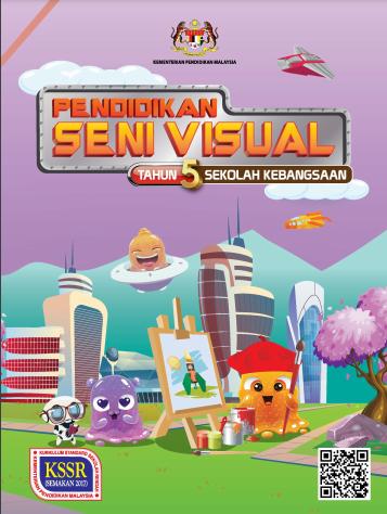 Buku Teks Pendidikan Seni Visual Tahun 5 SK KSSR (Semakan 2017)