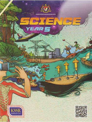 Buku Teks Science Year 5 DLP KSSR (Semakan 2017)