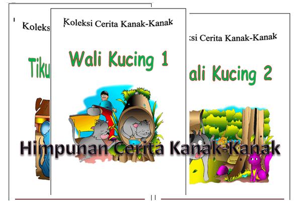 Himpunan Buku Cerita Kanak-Kanak